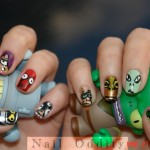 Futurama Nail Art
