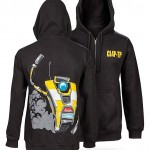 Borderlands Claptrap Hoodie
