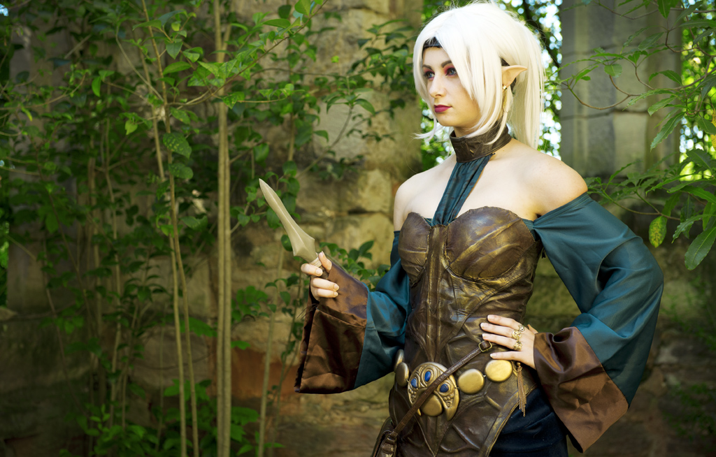 Dragon Age Mage Cosplay