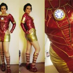This Iron Man Cocktail Dress is Amazing [pic]