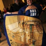 This Dress Makes the Best TARDIS Cosplay Ever [pic]