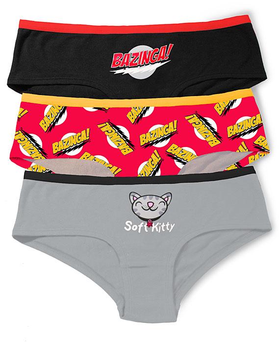 Big Bang Theory Underwear