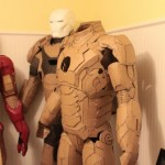 Incredible Iron Man Suits Made Out of Cardboard and Foam [pics]
