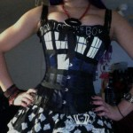 This TARDIS Corset is Fantastic [pics]