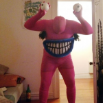 This Aaahh!!! Real Monsters Krumm Cosplay is Epic [pic]