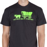 You Have Died of Dysentery Oregon Trail T-Shirt [pic]