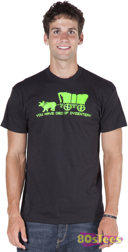 Oregon Trail Shirt