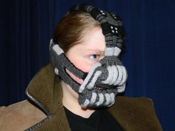 Crochet Bane Mask