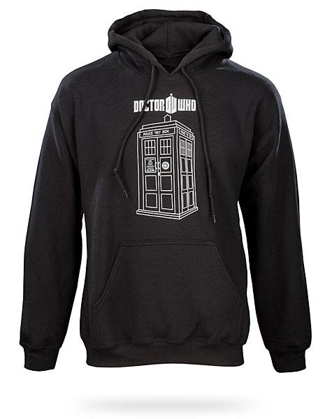 TARDIS Hoodie