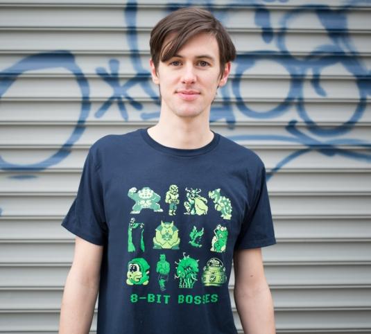 8-Bit Bosses Shirt