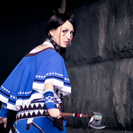 Fantastic Assassin's Creed 3 Lady Maverick and Independent Cosplay