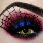 Spider-Man Makeup