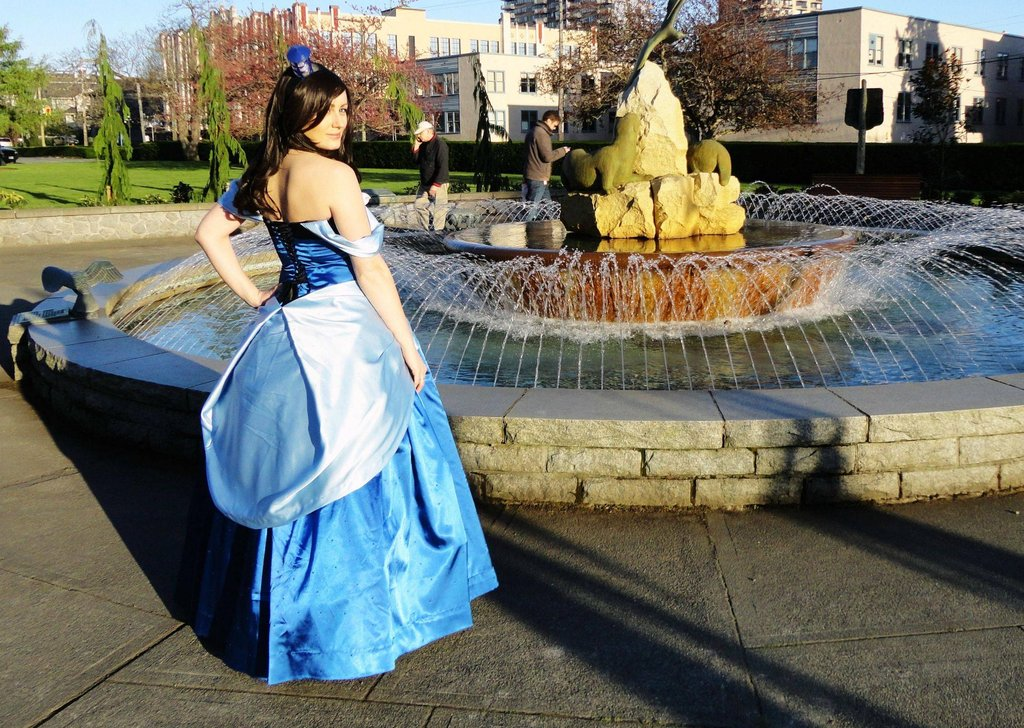 Doctor Who TARDIS Ballgown