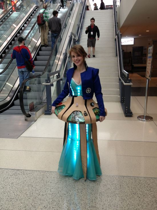 TARDIS Cosplay