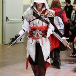 Amazing Assassin's Creed Ezio Auditore Cosplay [pic]