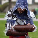 Amazing Assassin's Creed: Revelations Ezio Cosplay [pic]