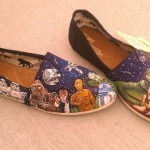Custom Star Wars TOMS Shoes [pics]