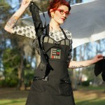 R2-D2 and Darth Vader Custom Star Wars Aprons [pics]