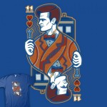 The 11th Doctor of Hearts T-Shirt [pic]