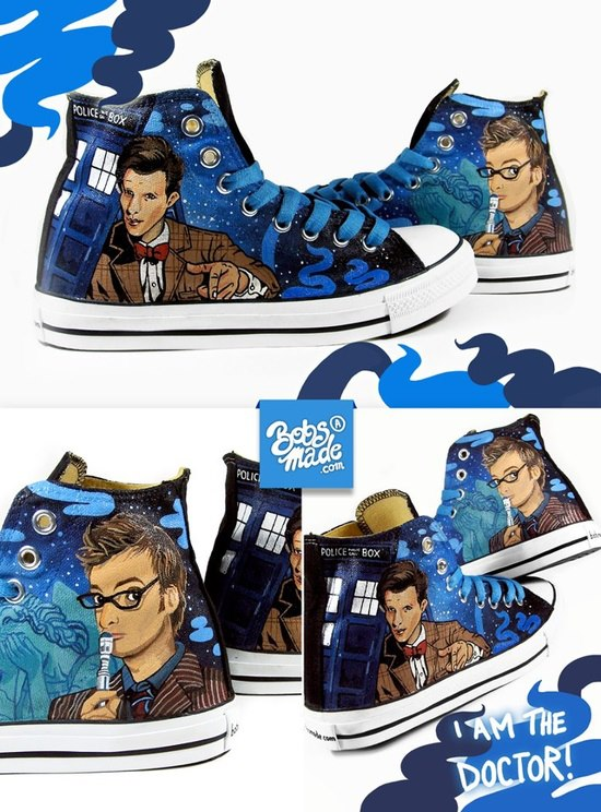Doctor Who Chucks