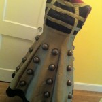 Amazing Dalek Dress [pic]