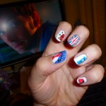 This Doctor Who Fingernail Art is Fantastic! [pic]