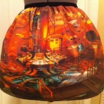 This Inside the TARDIS Skirt is Cool! [pic]