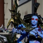 Amazing World of Warcraft Lady Vashj Cosplay