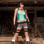 Stunning Lara Croft Tomb Raider Cosplay [pic]