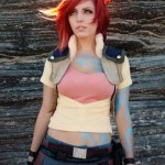 Lilith from Borderlands 2 Cosplay [pic]