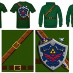 Legend of Zelda Link Cosplay T-Shirt and Hoodie [pic]