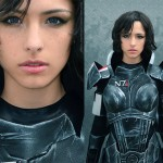 Amazing Mass Effect Female Shepard Cosplay [pics]