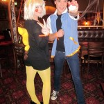 Ash, Pikachu and Team Rocket Cosplay [pics]