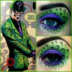 This Riddler Eye Makeup is Stunning! [pic]