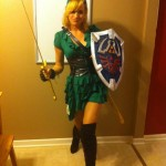 Sexy Female Link Cosplay [pic]