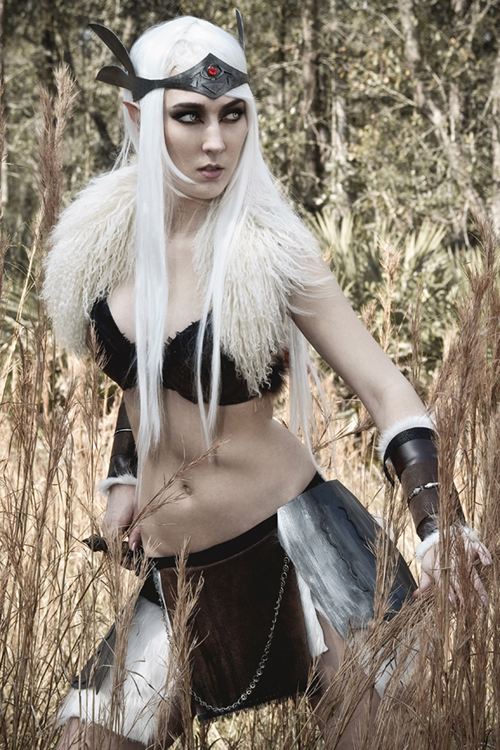 Female High Elf Cosplay
