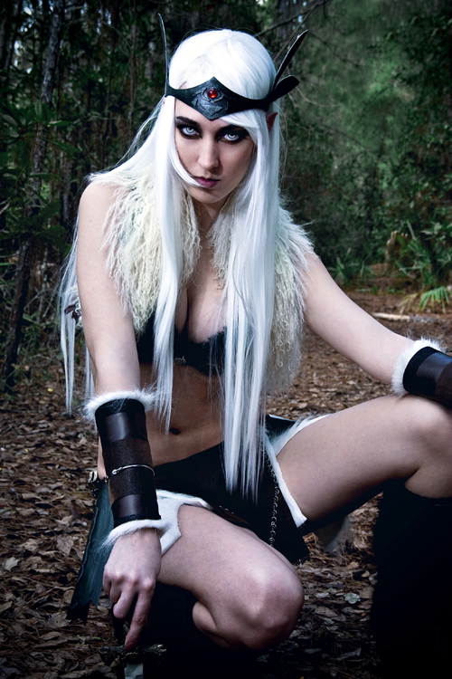 Skyrim High Elf Cosplay