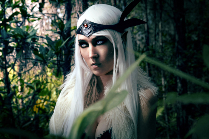 Skyrim Female High Elf Cosplay
