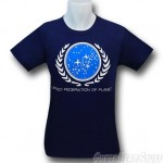 Star Trek United Federation of Planets T-Shirt