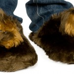 These Adult Chewbacca Slippers are Cute! [pic]