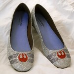 Rebel Alliance Glitter Shoes [pic]