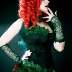 Steampunk Poison Ivy Cosplay [pic]
