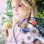 Steampunk Princess Peach Cosplay [pics]