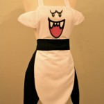 Super Mario Bros Boo Cooking Apron [pic]