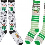 Super Mario Bros Knee High Socks [pic]