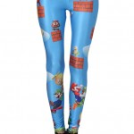 New Super Mario Bros Leggins [pic]