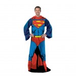 Superman Blanket With Sleeves [pic]