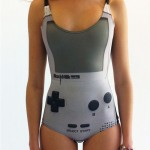 The Gameboy Swimsuit [pic]