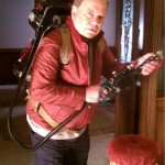 William Shatner Ghostbuster Cosplay [pic]