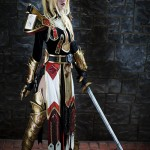 Spectacular World of Warcraft Blood Elf Cosplay